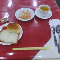 朝食@別館のレストラン