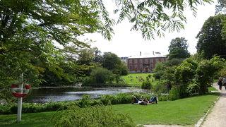 コペンハーゲン植物園