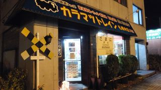 北の鉄道ショップ からまつトレイン (札幌本店)