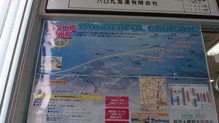瀬戸大橋周遊観光船