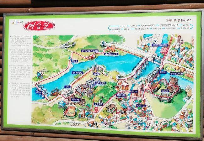 栄山里古墳群模型館
