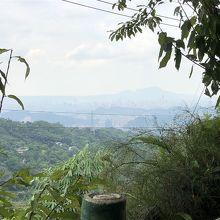 台北市の遠景