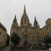 バルセロナの大聖堂