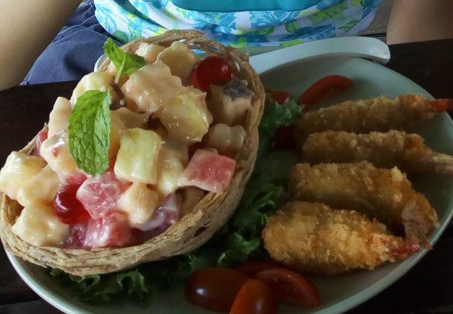 ケーリータラ レストラン
