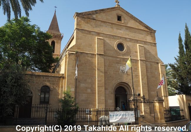 聖十字カトリック教会 (ニコシア)