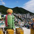 写真:甘川洞文化村