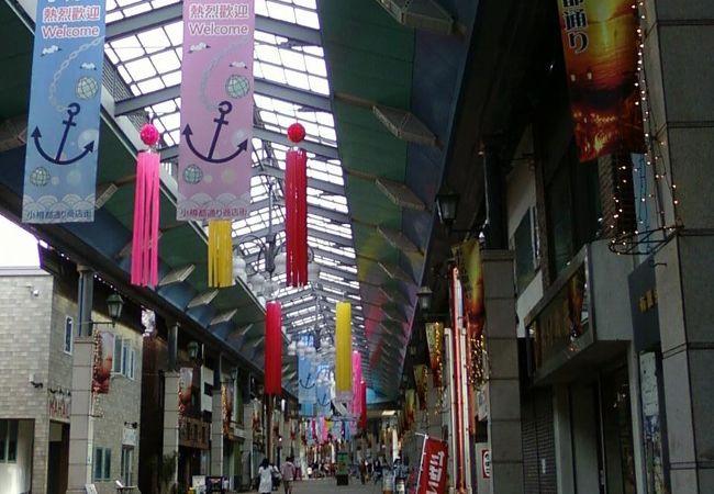小樽都通り商店街