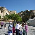 写真:ギョレメ国立公園とカッパドキアの岩窟群