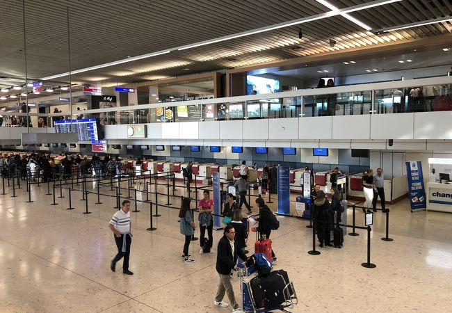 ジュネーブ国際空港 (GVA)