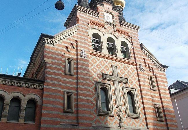アレクサンドル ネフスキー教会