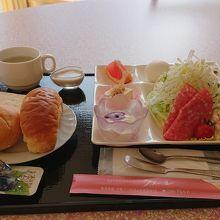 洋食モーニング