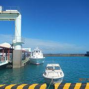 神の島と呼ばれる久高島
