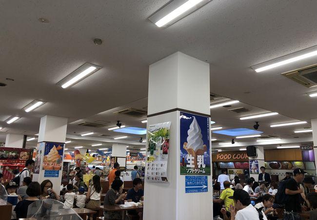 蓮田サービスエリア 下り線