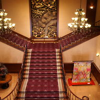 華麗な階段