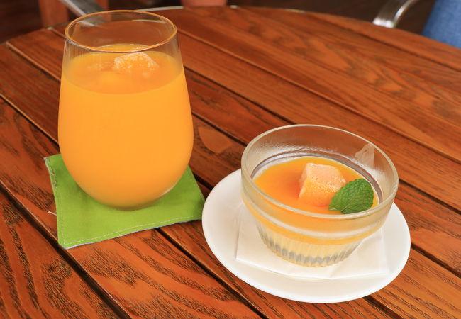宮古島のマンゴーを味わえるお店!