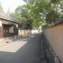北台武家屋敷跡