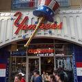 写真:ニューヨークヤンキースクラブハウス