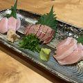 十津川の野菜を奈良市内で食す