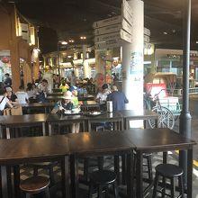 マレーシアン フードストリート