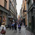 写真:ヴェステルロングガータン通り
