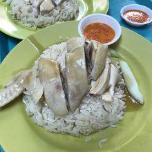 天天海南鶏飯