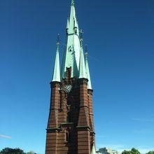 クララ教会