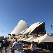 世界遺産オペラハウス