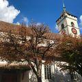 写真:聖ヨハネ教会 (シャフハウゼン)