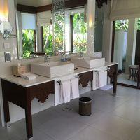 美しい洗面台