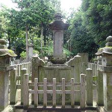 井伊家のお墓