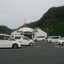 道の駅全景