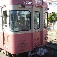 銚子電気鉄道線