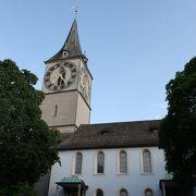 聖ペーター教会 (チューリッヒ)