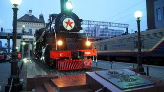 シベリア鉄道の終点