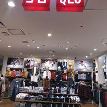 ユニクロ (梅田店)