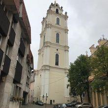 聖ヨハネ教会の鐘楼