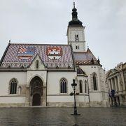 ザグレブで一番有名な場所