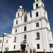 ミンスクの大聖堂