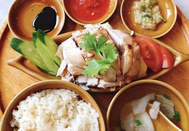 【シンガポール海南鶏飯】水道橋でアジアンが食べたくなったら