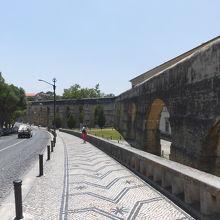 サン セバスティアンの水道橋