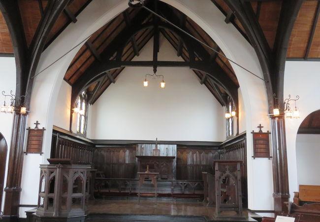 聖ヨハネ教会堂 (博物館明治村内)
