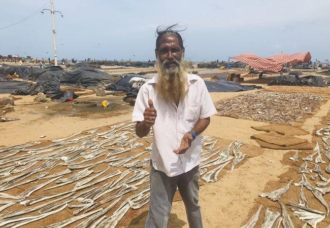 ネゴンボ 魚市場