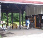 JR川湯温泉駅の足湯