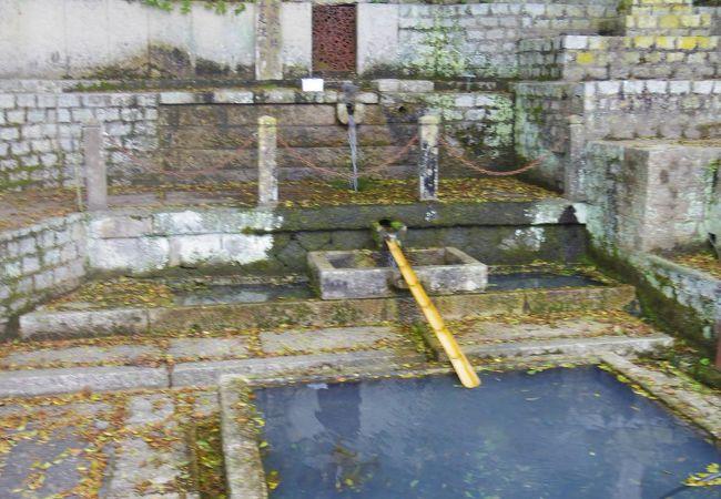 清水霊泉 (唐櫃の清水)