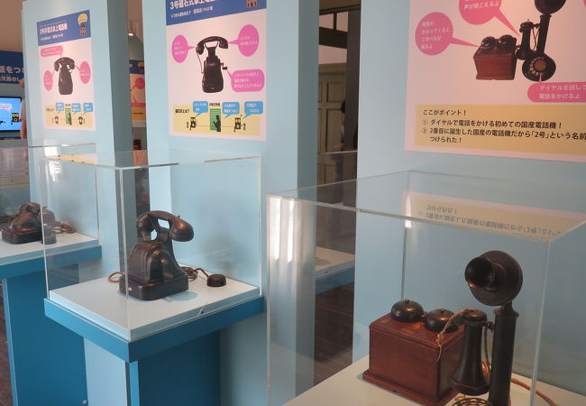 札幌電話交換局 (博物館明治村内)