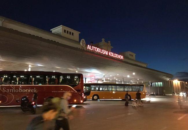 長距離バスターミナル (ドブロブニク)
