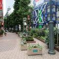 写真:渋谷公園通り
