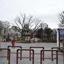 聖蹟公園 (品川宿本陣跡)