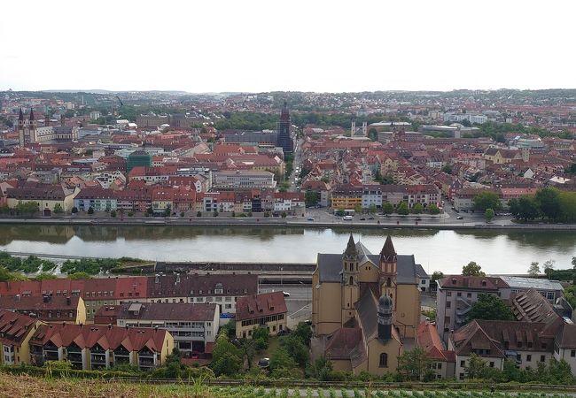 ヴュルツブルクの城・宮殿 クチ...