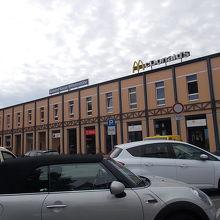 カッセルヴィルヘルムスヘーエ駅